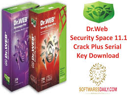 Dr.Web Security Space 11.1 Crack Plus Serial Key Download