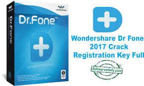 Wondershare Dr Fone 2017 Crack Registration Key Full