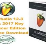 FL Studio 12.3 Crack 2017 Key Producer Edition Full Free