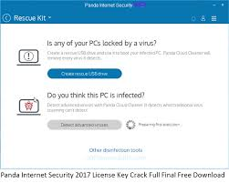 Panda Internet Security 2017