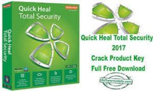 Quick Heal Antivirus 2017 Crack Full Version Keys Free Download