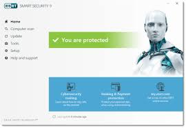 ESET Smart Security 9 Crack 2017 Serial Key Free Download
