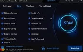 Advanced SystemCare 2017 Pro License Code & Patch Download