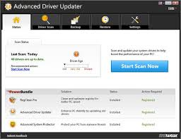 Advanced Driver Updater 2017 Crack License Keys Full Download
