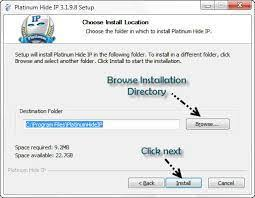Platinum Hide IP 3.5 Crack & Serial Key Latest Download