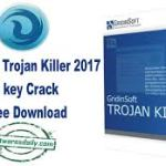 Gridinsoft Trojan Killer 2017 Serial key Crack Full Free Download