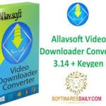 Allavsoft Video Downloader Converter 3.14 + Keygen