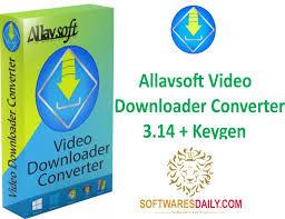 Allavsoft Video Downloader Converter 3.14 + Keygen