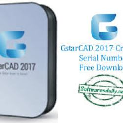 GstarCAD 2017 Crack Full Serial Number Free Download