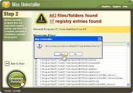 Max Uninstaller 3.6.1 Crack Full License Key Free Download
