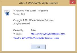 WYSIWYG Web Builder 12