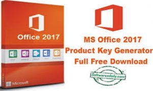 Microsoft Office 2017 Product Key Free Full Version Free Download