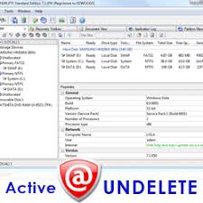 Active Undelete 10 Pro 2017 Crack Serial keygen Free Download