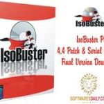 IsoBuster Pro 4.4 Patch & Serial Number Final Version Download