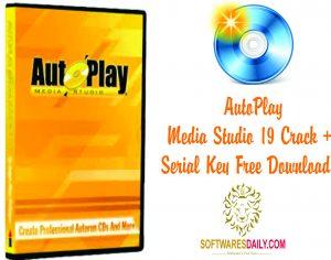 AutoPlay Media Studio 19 Crack + Serial Key Free Download
