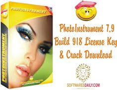PhotoInstrument 7.9 Build 918 License Key & Crack Download