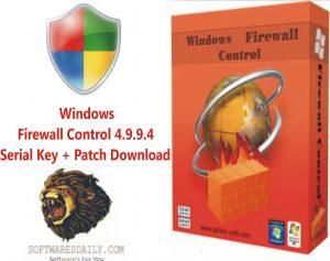 Windows Firewall Control 4.9.9.4 Serial Key + Patch DownloadWindows Firewall Control 4.9.9.4 Serial Key + Patch Download