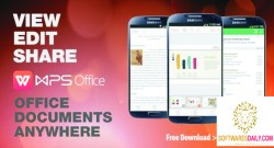 WPS Office 10.6 APK For Android Full Free Download