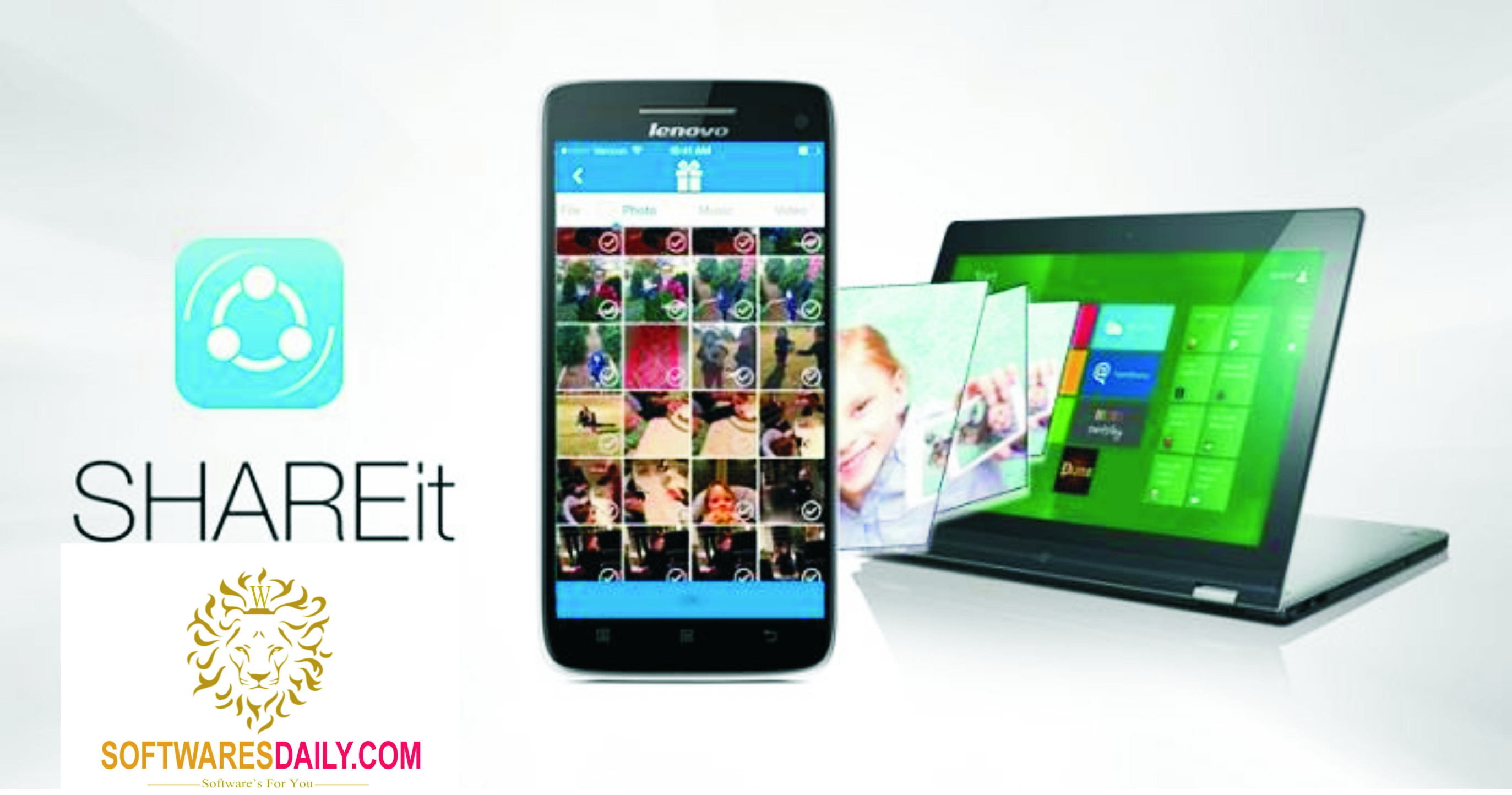 SHAREit 3.9.98 APK For Android Full Free Download