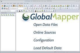 Global Mapper 19.0.0 Full Keygen + Activator Latest Download