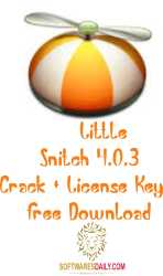 Little Snitch 4.0.3 Crack + License Key Free Download