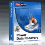 MiniTool Power Data Recovery Crack 8.1 with Keygen