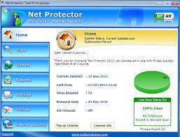 Net Protector Antivirus 2019 Crack with Full Free Keygen