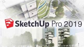 SketchUp Pro 2019 Crack with Keygen Latest Full Free Download