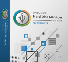 Paragon Hard Disk Manager 16 Serial Key