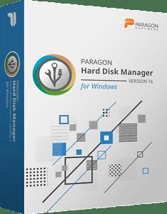 Paragon HardDisk Manager 16