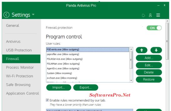 Panda Antivirus Pro 2018