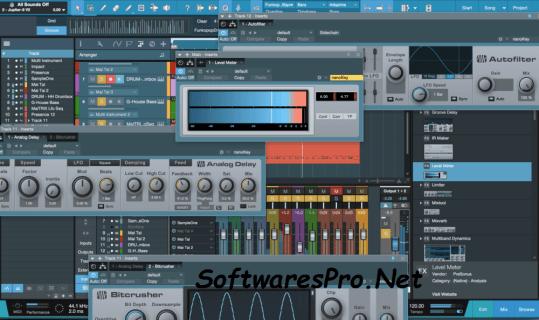 PreSonus Studio One Pro 4 Crack