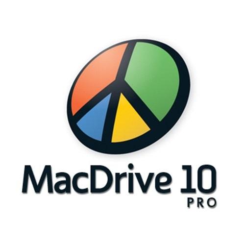 MacDrive 10 Serial Key