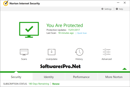 Norton Internet Security 2018