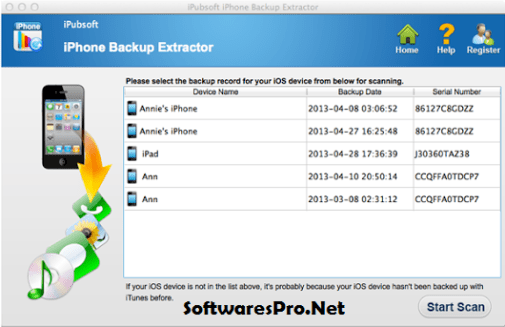 Phone Backup Extractor Activation Key
