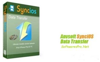 Anvsoft SynciOS Data Transfer Crack