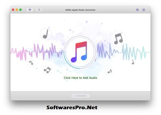 Sidify Apple Music Converter 1.3.9 Crack