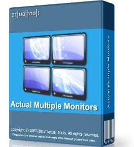 actual multiple monitors serial key