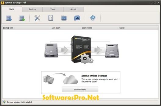 Iperius Backup 5.7.3 Crack