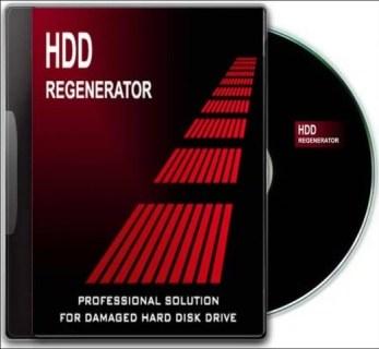 HDD Regenerator Serial Key