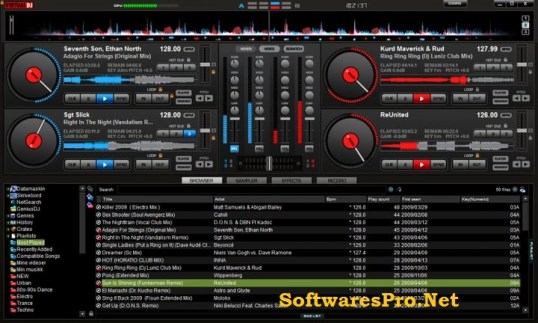 Virtual DJ 8.3 Crack