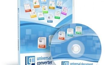 Universal Document Converter Serial Key