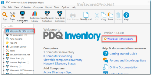 PDQ Inventory Enterprise License Key