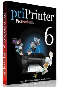priPrinter Professional Crack