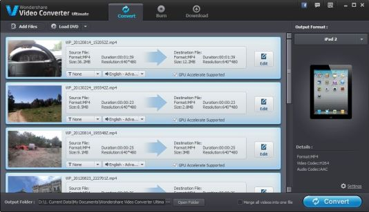 Wondershare Video Converter Ultimate Free Download