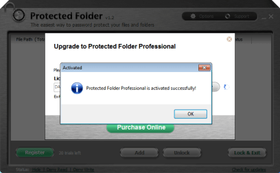 IObit Protected Folder Keygen