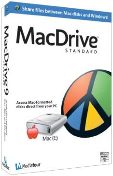 MacDrive Pro Crack