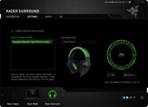 Razer Surround promo Code