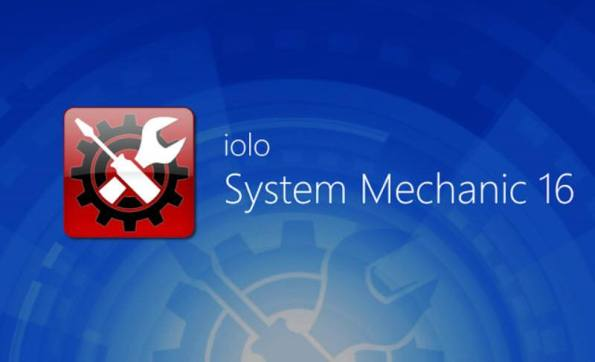 System Mechanic 18.6.0.141 Crack