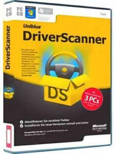Uniblue DriverScanner 2016 Serial Key